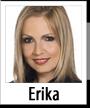 Vámos Erika - tv2 műsorvezető